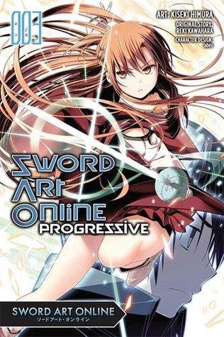 Sword Art Online Progressive Manga, Vol. 3