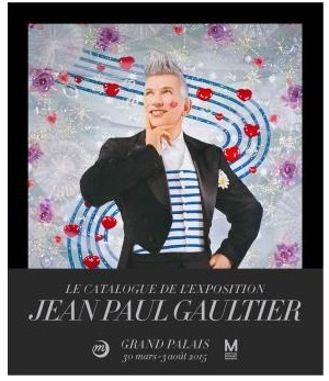 Le catalogue de l'exposition Jean-Paul Gaultier