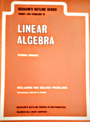 ALGEBRA LINEAL - SEYMOUR LIPSCHUTZ 26036397