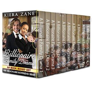 A Billionaire Family Drama 1-10 (A Billionaire Family Drama, #1-10)