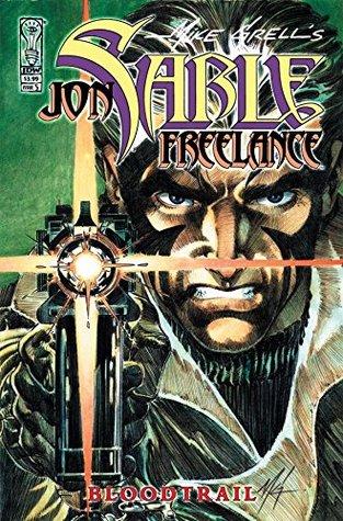 Jon Sable: Freelance - Bloodtrail #5