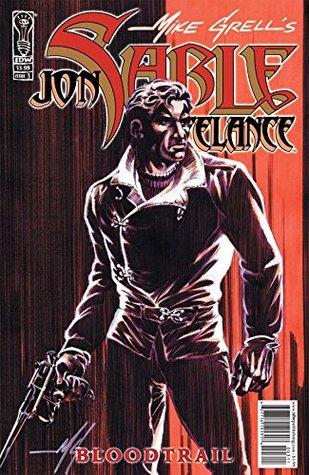 Jon Sable: Freelance - Bloodtrail #3