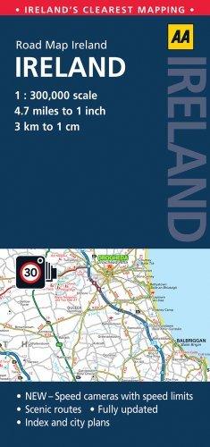 Road Map Ireland: Ireland