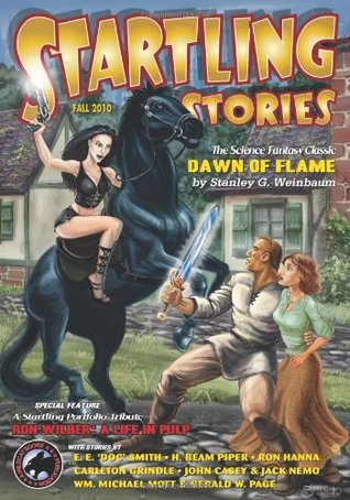 Startling Stories - Fall 2010