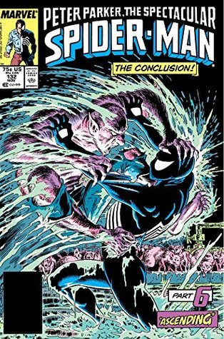 Peter Parker, The Spectacular Spider-Man (1976-1998) #132