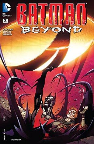 Batman Beyond (2015-) #3