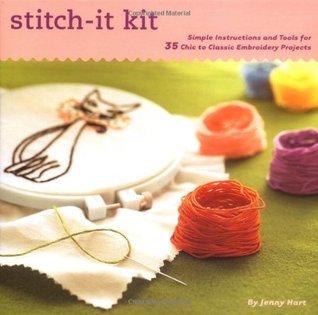 Stitch-It Kit by Jenny Hart
