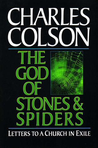 The God Of Stones And Spiders: Letters To A Church In Exile