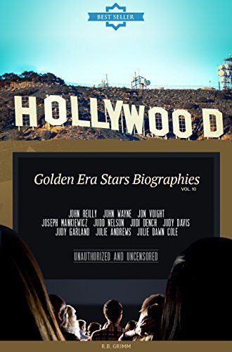 Hollywood: Golden Era Stars Biographies Vol.10: