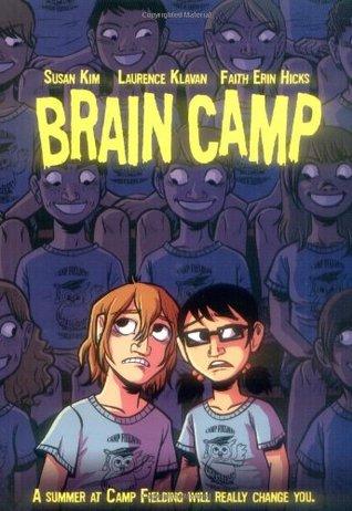Brain Camp by Susan Kim