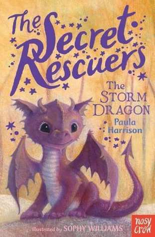 The Storm Dragon (The Secret Rescuers #1)