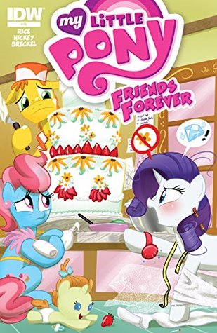 My Little Pony: Friends Forever #19 (My Little Pony Friends Forever Graphic Novel)