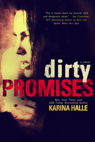 Dirty Promises Book Cover