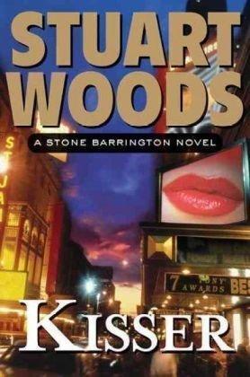 Kisser (Stone Barrington, #17)