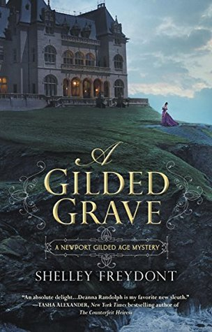 A Gilded Grave (Newport Gilded Age, #1)
