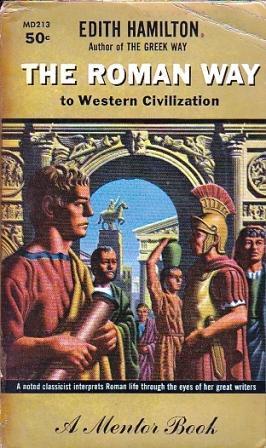 The Roman Way, Hamilton, Edith