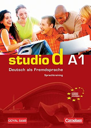 studio d a1 deutsch als fremdsprache sprachtraining by andro wekua. Black Bedroom Furniture Sets. Home Design Ideas