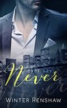 Never Say Never by Winter Renshaw
