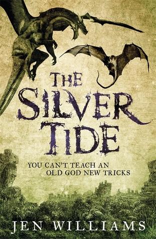 The Silver Tide (The Copper Cat, #3)