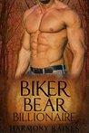 Biker Bear Billionaire (Bear Creek Clan, #5)