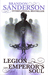Legion and The Emperor's Soul by Brandon Sanderson