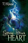 Book cover for The Lightning-Struck Heart (Tales From Verania, #1)