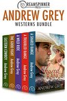 Andrew Grey's Westerns Bundle by Andrew  Grey