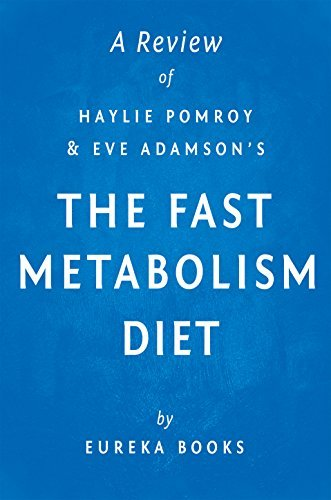 The Fast Metabolism Diet: by Haylie Pomroy with Eve Adamson | A Review: Eat More Food & Lose More Weight