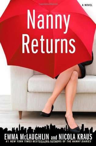 Nanny Returns by Emma McLaughlin