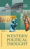 Western Political Thought : From Bentham To Present Day ( Vol. 2 )