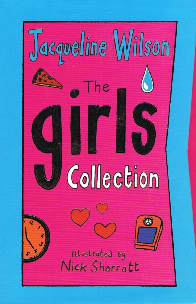 The Girls Collection (Girls, #1-4)