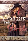 A Bargain For A Bride (Montana Passion #1)
