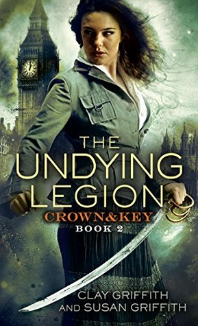 The Undying Legion(Crown & Key 2)