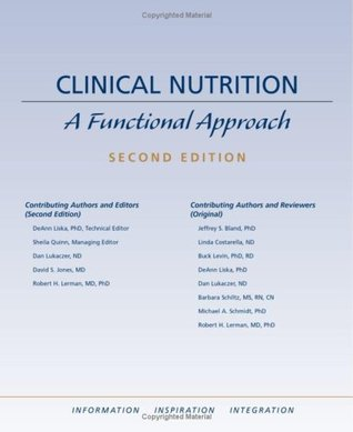 Clinical Nutrition: A Functional Approach