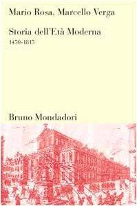 Storia dell'età moderna. 1450-1815