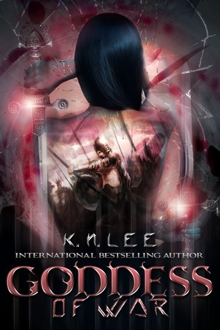 Goddess of War (Fallen Gods #1)