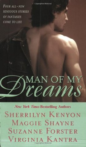 Book Review: Sherrilyn Kenyon's Man of My Dreams