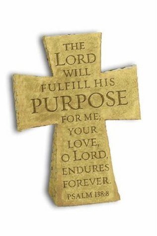 The Purpose Driven® Life Standing Resin Cross