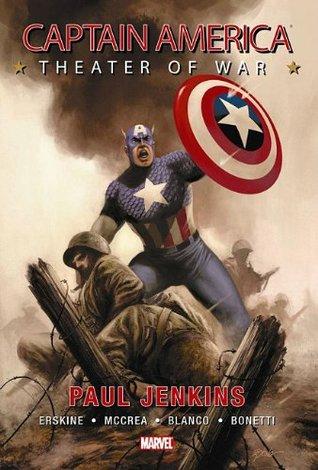 Captain America by Paul Jenkins