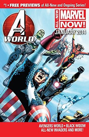 All-New Marvel Now! Previews #1