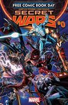 Secret Wars #0 by Jonathan Hickman