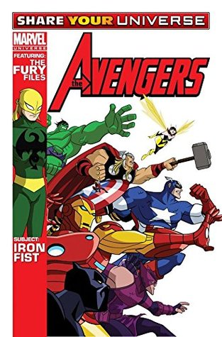 Share Your Universe Avengers! #1 (Marvel Universe Avengers: Earth's Mightiest Heroes)
