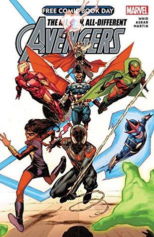 FCBD 2015: All-New, All-Different Avengers #1