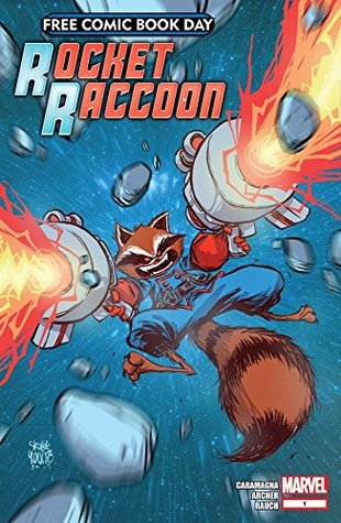 Rocket Raccoon FCBD