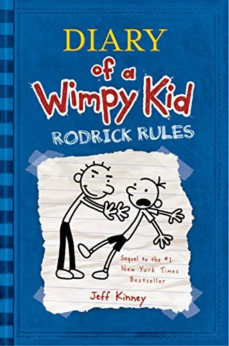 Rodrick Rules: Diary of a Wimpy Kid V2