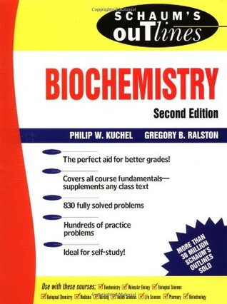Schaum's Outline of Biochemistry