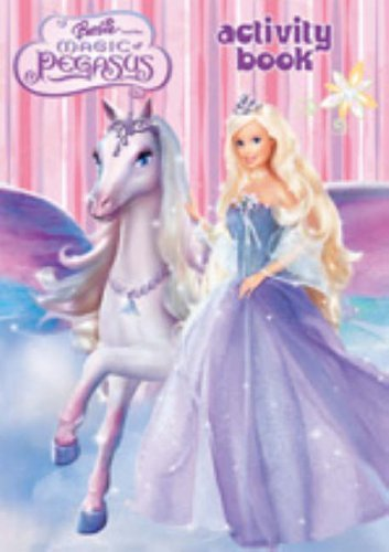 Barbie and the Magic of Pegasus: Activity Book