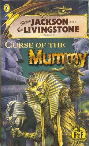 Curse of the Mummy (Fighting Fantasy #59)