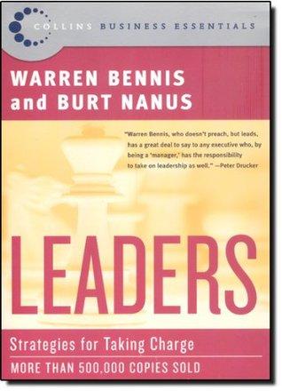 Leaders by Warren G. Bennis
