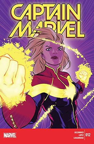 Captain Marvel (2014-2015) #12 by Kelly Sue DeConnick